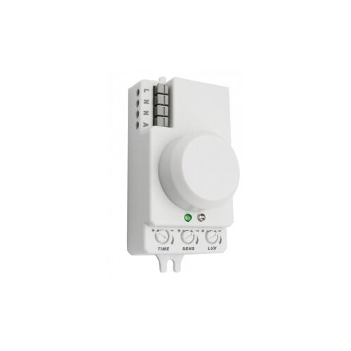 MD 202 Датчик движения ЭРА микроволновый белый, 1200Вт, 360 гр.,8М,IP20