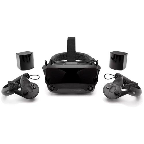 Шлем виртуальной реальности Valve Index VR Kit, черный
