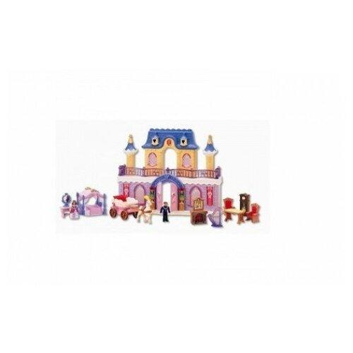 Игровой набор Keenway Fantasy Palace Дворец с каретой и предметами