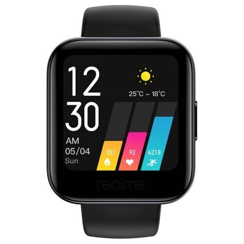 Умные часы realme Watch (RMA 161), черный