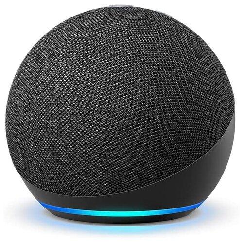 Умная колонка Amazon Echo Dot 4th Gen, charcoal