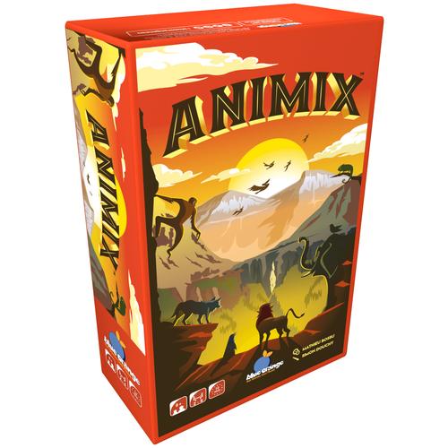 Настольная игра Blue Orange Animix