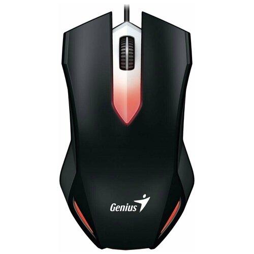 Мышь Genius X-G200, черный