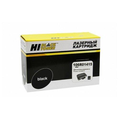 Фото - Hi-Black 106R01415 картридж xerox 106r01415 106r01415 106r01415 106r01415 для для phaser 3435 10000стр черный