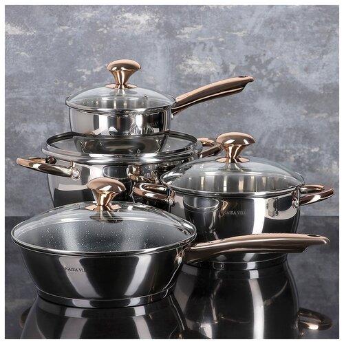 Набор посуды 4 предмета