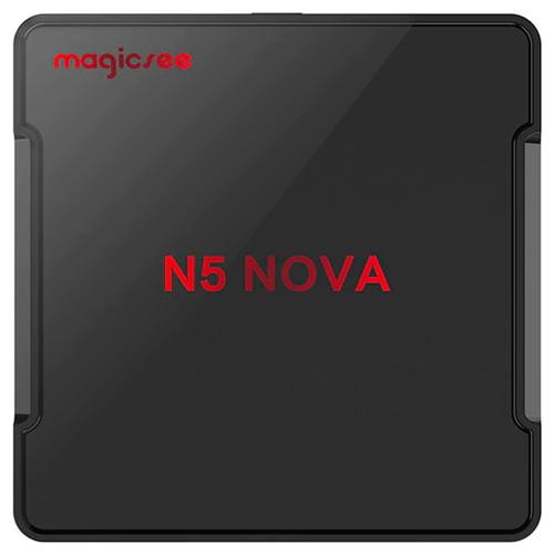Медиаплеер Magicsee N5 NOVA 4/64 Gb, черный