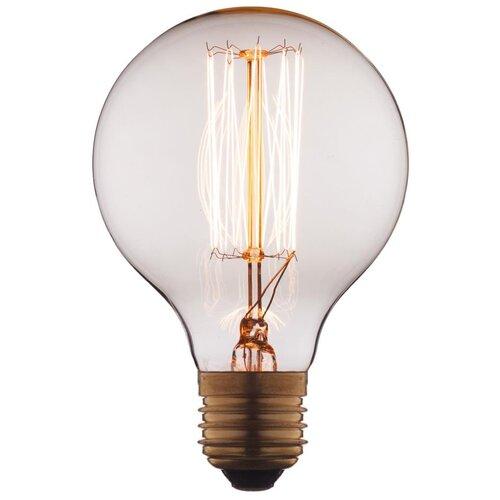 Лампочка накаливания Loft it Edison Bulb G8060 E27 60W