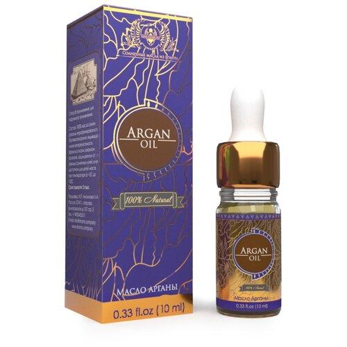 Shams Natural oils Масло арганы для лица, тела и волос, 10 мл shams natural oils масло виноградных косточек для лица тела и волос 30 мл