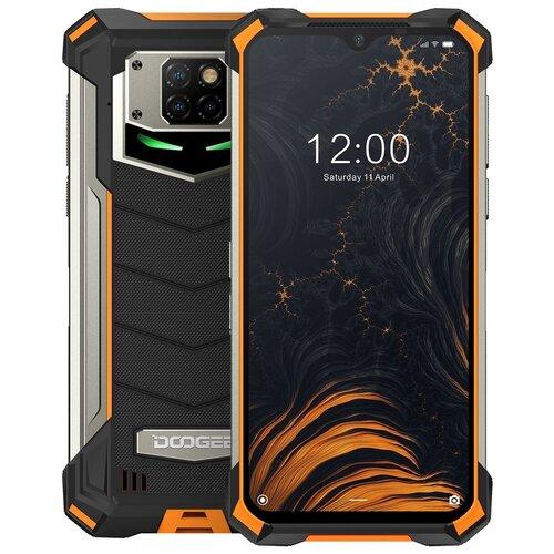 Фото - Смартфон DOOGEE S88 Plus, fire orange смартфон doogee s58 pro fire orange