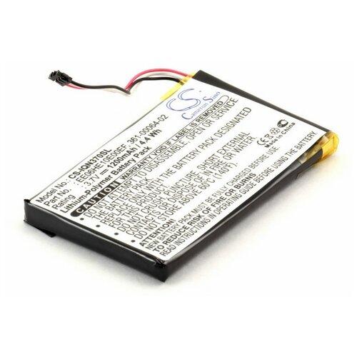 Аккумулятор для Garmin Nuvi 3750, 3760, 3790T (361-00046-02)