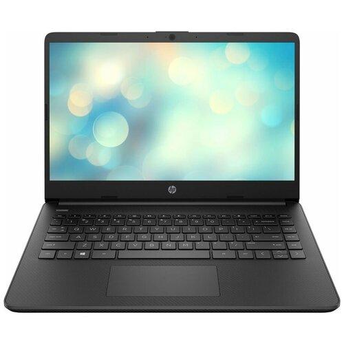 Ноутбук HP 14s-dq0042ur 3B3L3EA черный
