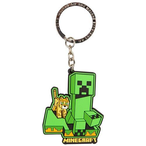 Брелок Jinx Craftable Creeper Chase, зеленый