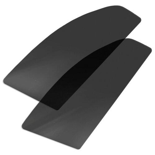 Съёмная тонировка для Mitsubishi Lancer 10, чёрная - 15%