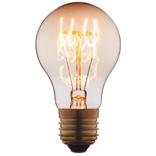 Лампочка накаливания Loft it Edison Bulb 7540-T E27 40W