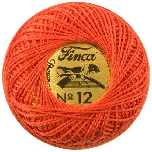 Купить Мулине Finca Perle(Жемчужное), №12, однотонный цвет 1485 53 метра 00008/12/1485, Мулине и нитки для вышивания