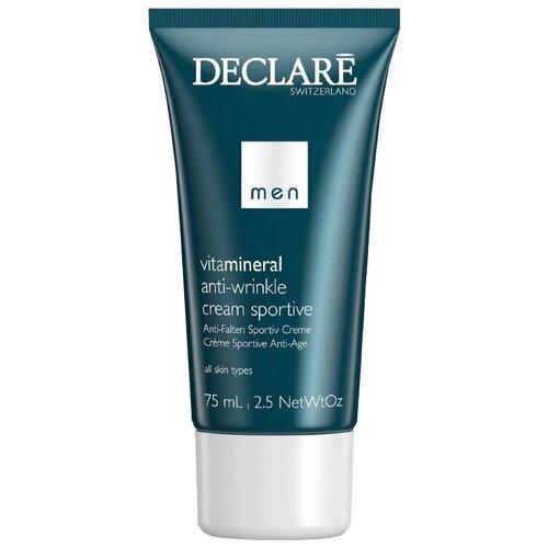 Купить Declare Крем против морщин для активных мужчин Men Vitamineral Anti-Wrinkle Cream Sportive 75 мл