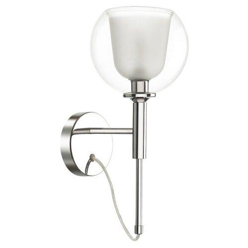 Настенный светильник Odeon Light Leva 4699/1W, 40 Вт недорого