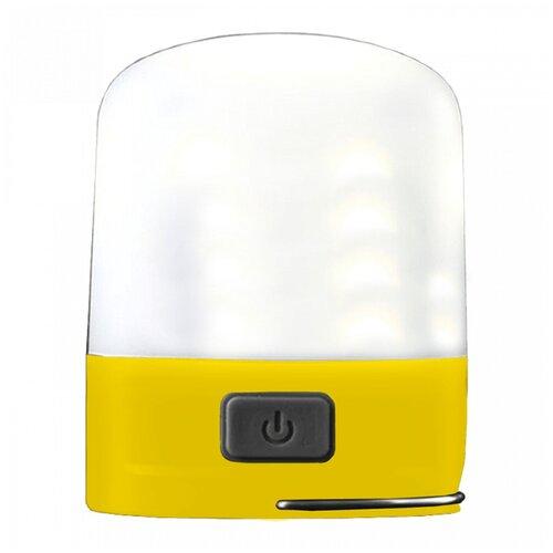 Фото - Кемпинговый фонарь Nitecore LR10 yellow фонарь nitecore nu05kit black yellow 16806