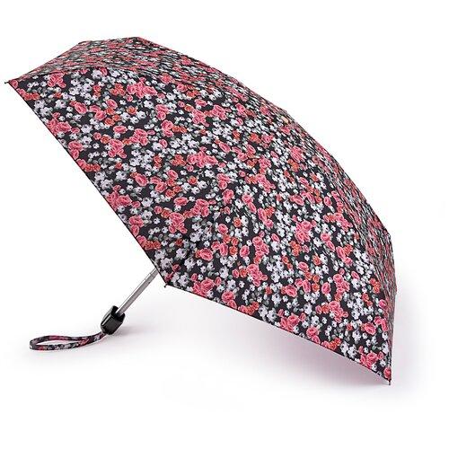 L501-4127 FloralCluster (Цветочный кластер) Зонт женский механика Fulton