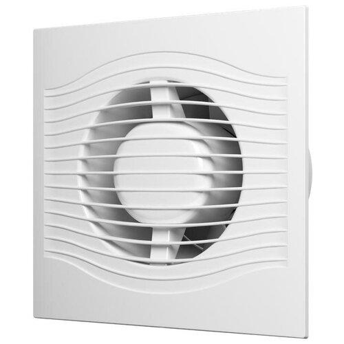 Фото - Вытяжной вентилятор DiCiTi SLIM 4C-02, white 7.8 Вт вытяжной вентилятор diciti slim 6c mr 02 white 10 вт