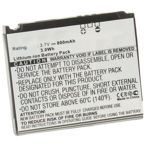 Аккумулятор iBatt iB-U1-M283 800mAh для Samsung SGH-G800, SGH-L870, SGH-U700, SGH-Z370, SGH-A501, SGH-A801, SGH-A811, SGH-G808,