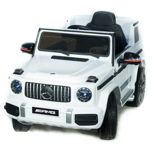 Купить Toyland Джип Benz G63 Small AMG BBH-0002, белый, Электромобили