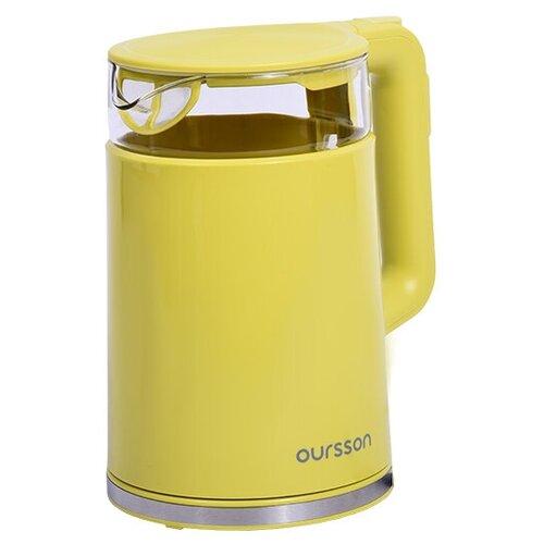 Электрический чайник Oursson EK1733WD/GA
