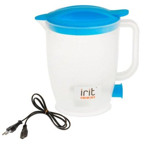 Чайник irit IR-1121 white/blue