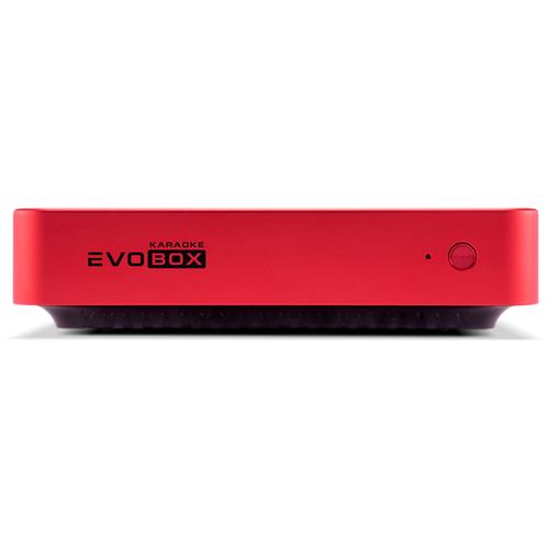 Караоке-система для дома EVOBOX Plus Ruby