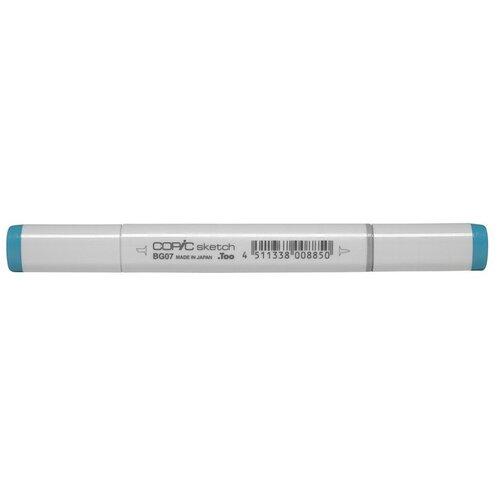 COPIC маркер Sketch, H21075 BG07 petroleum blue petroleum