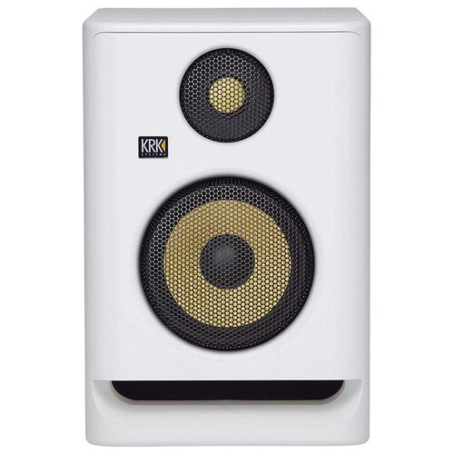 Полочная акустическая система KRK Rokit 5 G4 white 1
