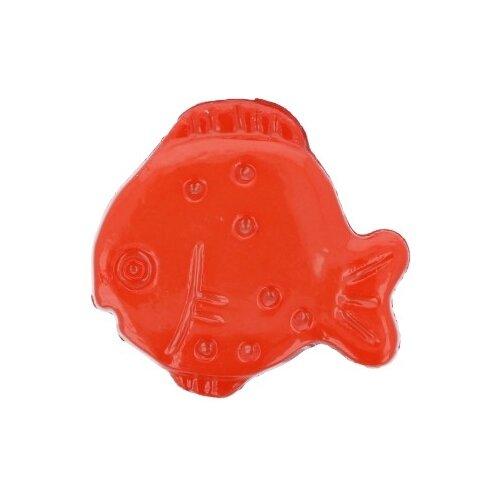 Купить Пуговицы детские Gamma 18 мм, 36 шт, №D024, темно-оранжевые (AY 9997)