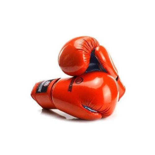 Перчатки боксерские Best Sport BS-бп4 PU FLEX, 12 oz, красные