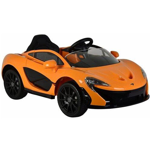 Купить Toyland Автомобиль McLaren 672R, оранжевый, Электромобили