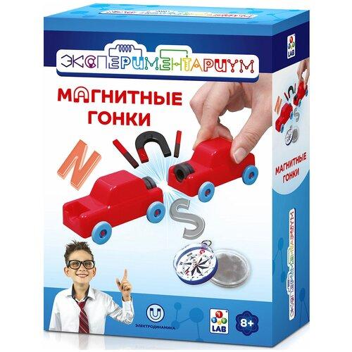 Купить Набор 1 TOY Экспериментариум Магнитные гонки (Т14048), Наборы для исследований