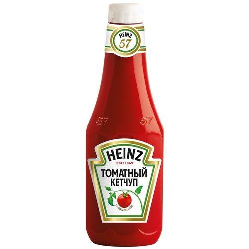 Фото - Кетчуп Heinz Томатный, пластиковая бутылка 570 г 1 шт. кетчуп томатный heinz чеснок и пряности