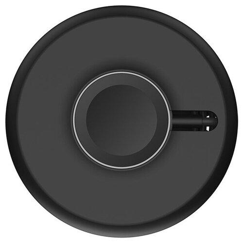 Фото - Беспроводная сетевая зарядка Baseus YOYO, черный сетевая зарядка baseus mirror lake intelligent digital display черный