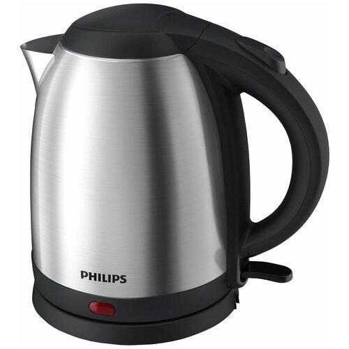 Чайник Philips HD9306, серебристый металлик