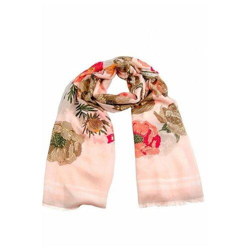 Палантин Vip collection SG2123/24/25/26/27 100% вискоза светло-розовый