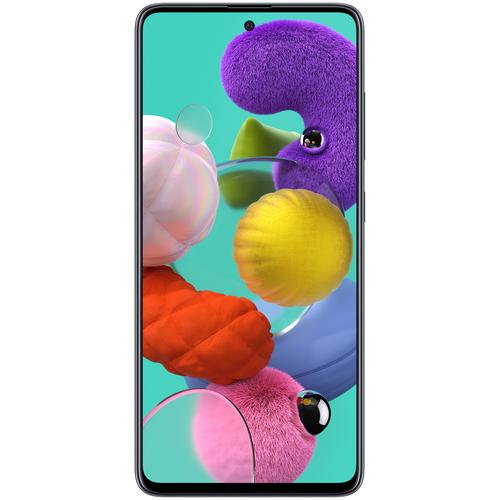 Смартфон Samsung Galaxy A51 128GB, черный