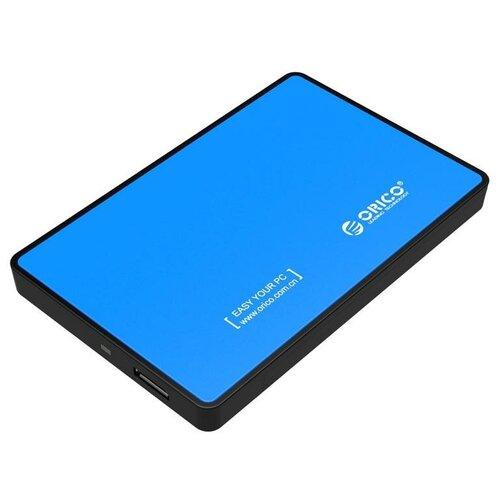 Корпус для HDD/SSD ORICO 2588US3 синий