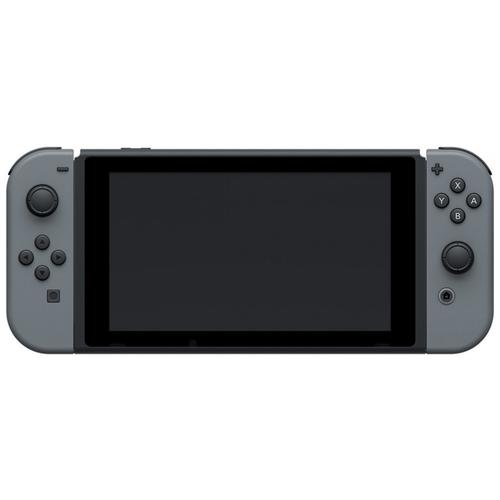 Фото - Игровая приставка Nintendo Switch rev.2 32 ГБ, серый, игровая приставка nintendo switch lite grey