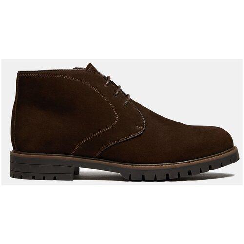 Ботинки чукка RALF RINGER Visso , размер 44 , коричневый фото