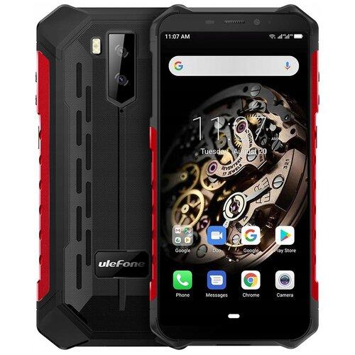 Смартфон Ulefone Armor X5 красный