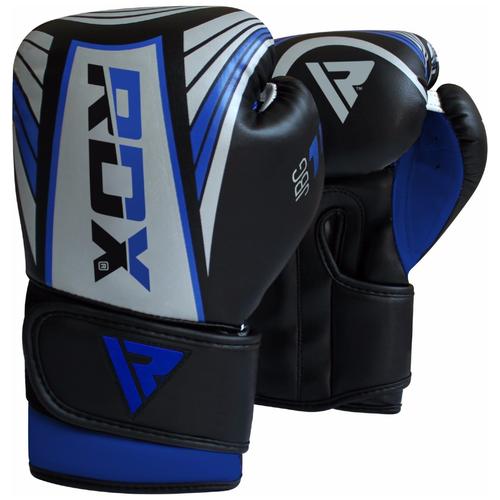 Перчатки боксерские Rdx Kids Jbg-1u Silver/blue Jbg-1u-4oz, 4 Oz