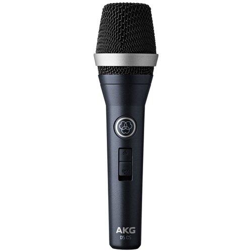 Микрофон AKG D5 CS, темно-синий