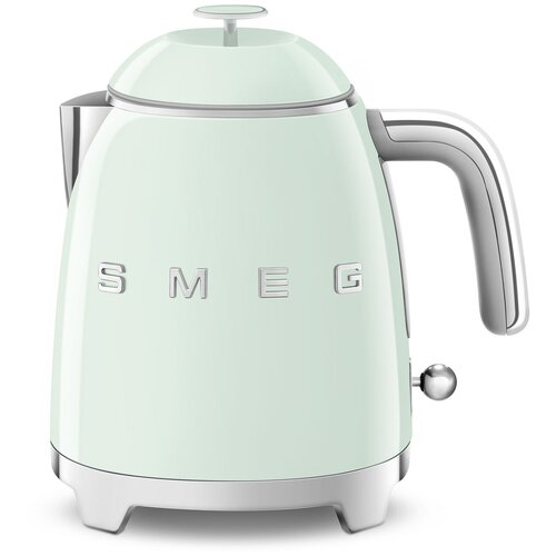 Фото - Чайник Smeg KLF05, пастельный зеленый чайник smeg klf04 зеленый