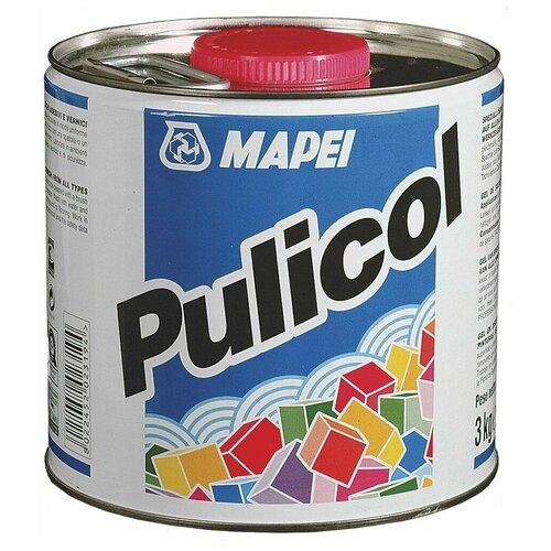 Гель-растворитель и очиститель от остатков клея и эпоксидных затирок MAPEI PULICOL 2000, 0.75 мл