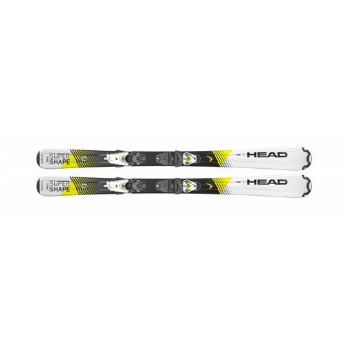 Горные лыжи детские с креплениями HEAD Supershape Team SLR Pro (20/21), 87 см