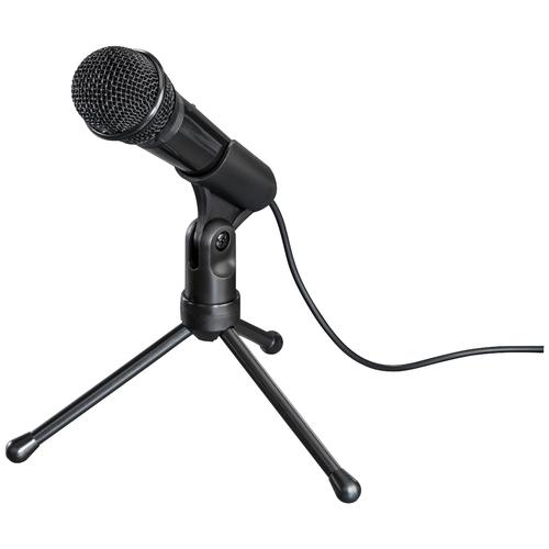 Микрофон HAMA P35 Allround (00139905), черный
